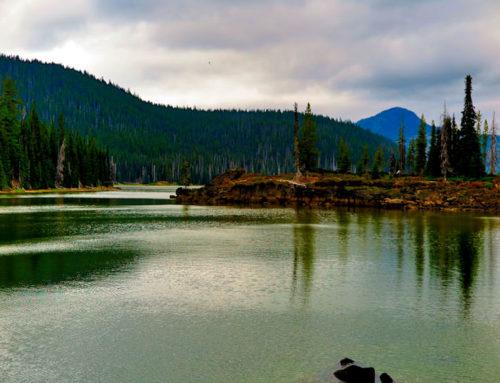 Hiking Sparks Lake