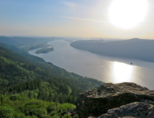 Angels Rest in May