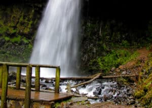 Latourell Falls - Adventures with Dotty